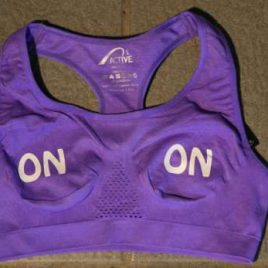 Sports Bra – purple