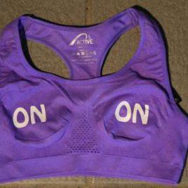 Protected: Sports Bra – Purple
