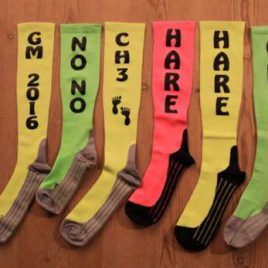 Customized Compression Socks
