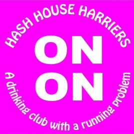 Design no. 15 – on on hash house harriers