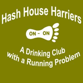 Design no. 20 – hash house harriers