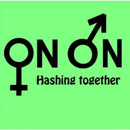 Design no. 30 – hashing together