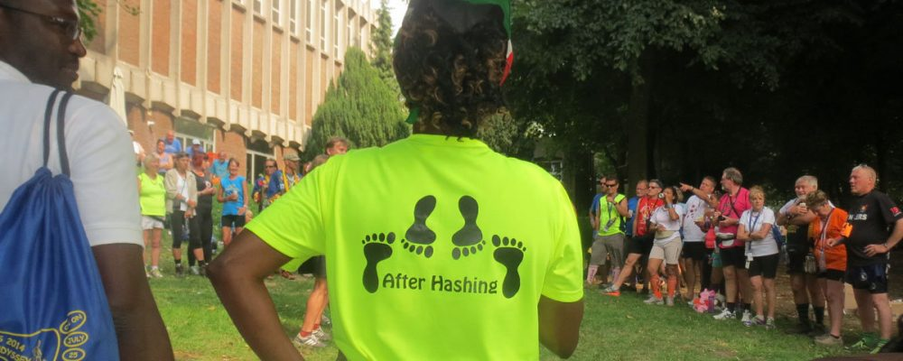 Our hash gear all over the world