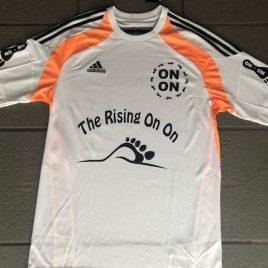 Adidas men, long sleeves, real running shirt