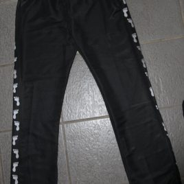 men's  black joggers/trousers