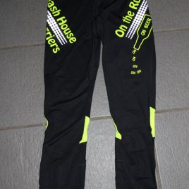 Mens Performance Tights/Trousers with zip