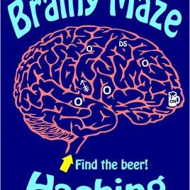 Design no. 52 – Brainy Hash Maze