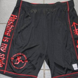 Mens performance shorts