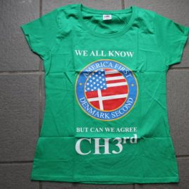 CH3 – America first cotton version