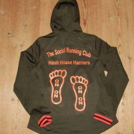 Harriettes performance jacket