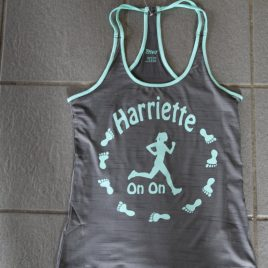 Harriette performance top