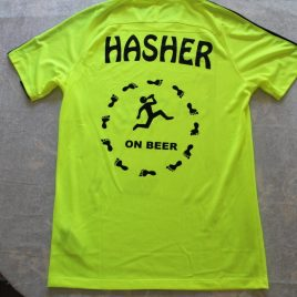 Nike – Just hashing shirt