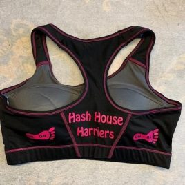 Sports Bra with inlay