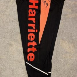 Harriettes cropped sports tights
