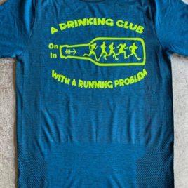 T-shirt for hashing