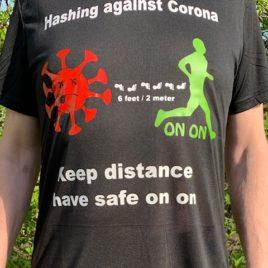 Hashing against Corona