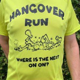 Uni-Hash Hangover shirt