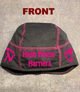 Harriettes warm winter hat