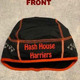 Harriers warm winter hat